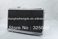 Special price radiator For TOYOTA COROLLA AE100 AE101 AE102 MANUAL L4 ENGINE radiator kits
