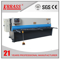Factory Direct Cheap iron plate cutting machine 8*3200mm