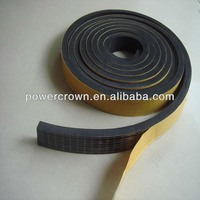 Sensitive Adhesive Backed rubber foam Insulation sheet