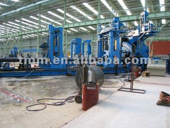 24 - 60 inch Spiral Welded Pipe Equipment