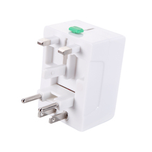 EU/AU/US/UK Travel Charger Plug Excellent Power Source Adapter Multi Functional Plug