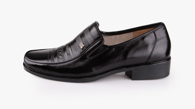 italian style man made fancy men dress leather sole shoes