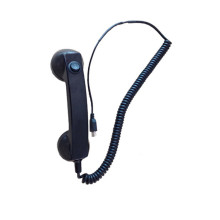 retro cell phone handset retro handset for public payphone