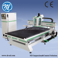 accuracy router cnc router para trabajar la madera CNC Router 1325D double ATC