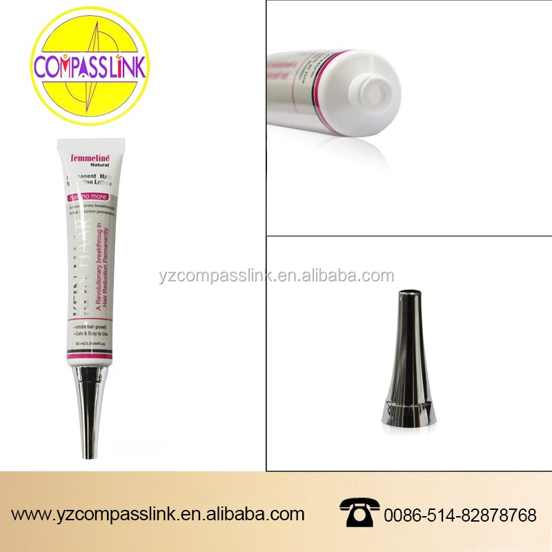soft squeeze bpa free cosmetic plastic laminated tube for toothpaste