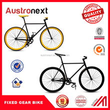 Wholesale High Quality Cheap Single Speed 700C Fixed Gear bicycle/Fixed Gear bike FOR SALE for sale with CE free tax