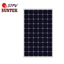 SUNTEK All Black PV Mono Solar Panel 270W 280W Solar Module with PV Certifications