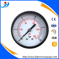 "2.5""High quality dry cheap manometer gas"