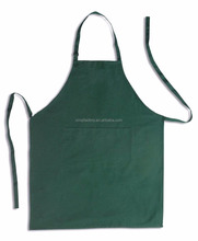 Wholesale promotion custom disposable BBQ 100% cotton aprons