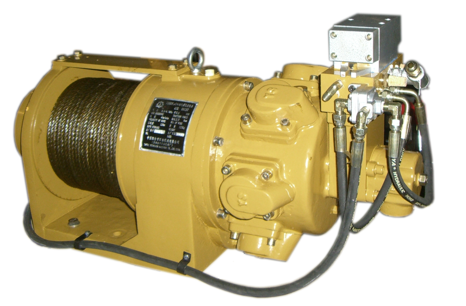 New arrival mini electric winch 35W
