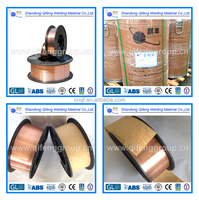 copper coated co2 mig mag welding wire ER70S-6 (0.8mm 1.0mm 1.2mm)