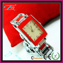 Promotion gift elegant waterproof fashion epoch quartz cheap chain ladies watches fashion choose colour