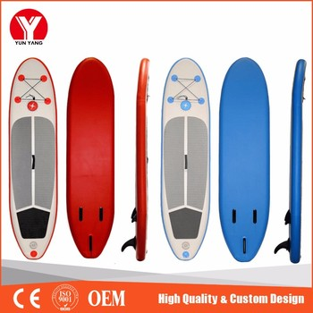 Shipping service highly speed inflatable sup board bamboo paddle board