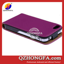 Hot Selling Top Magnet Leather Flip Case For iPhone 5 5S