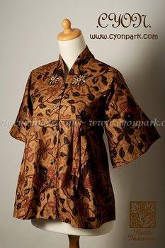 Baby Doll Batik Buy Baju Batik Grosir Reseller Product