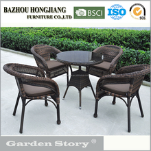 019C Coffee table and Chair Outdoor Furniture made in China