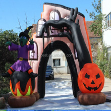 Top Quality Giant Inflatable Halloween Yard Decorations /Air Blown Inflatables