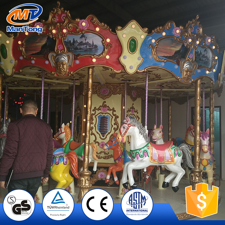 New Outdoor Outdoor Christmas Carousel For Decoration Sale