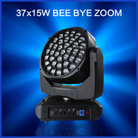 37x15W RGBW 4in1 Bee Eye Led Moving Head Kaleidoscope Light