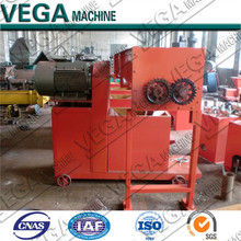 Stable working screw type wood sawdust charcoal briquette machine for bbq and boiler heating