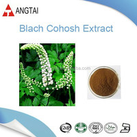 Cimicifuga racemosa Extract/ Black Cohosh Root Extract Powder/Relieving menopausal symptoms