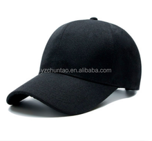 High quality custom embroidered wholesale 6 panel Baseball Cap
