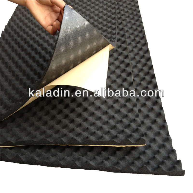 Good Self adhesive backed foam rubber