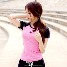 New Style Fashionable Designs Sportswear in Stock Bra/T-shirt/Panty Yoga Suits