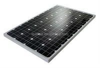 300W high efficiency A grade mono crystalline silicon aluminum composite solar panel with TUV IEC for solar system