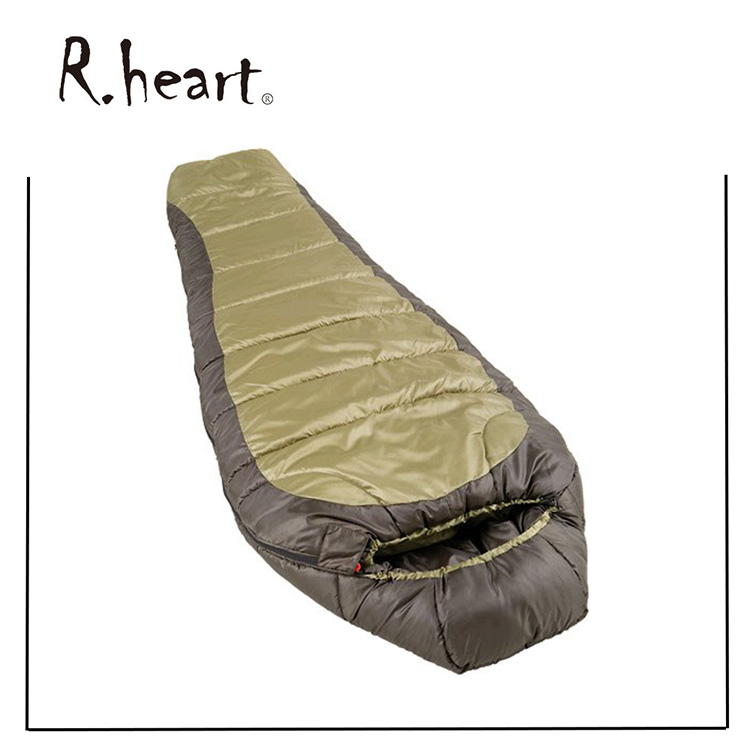 Inflatable Sleeping Bag Free Compression Sack Included Camping Sleeping Bag
