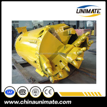 Trade Assurance Manufacturer Piling use drilling rock bucket foundation construction rotary drilling rig rock drilling bucket