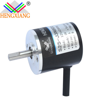 hengxiang S25 encoder voltage protection circuit DC5V
