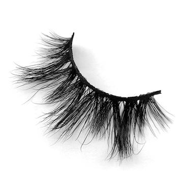 wholesale mink eyelash custom label 25 mm long eyelashes mink lashes