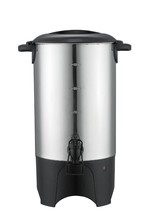 Electric coffee percolator urn 60 Cup