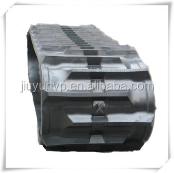 300x55x78 rubber track, rubber crawler track belt 300x55x72, rubber track undercarriage 300x55x82 for excavator