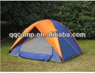 2014 CUSTOMIZED CHINA MANUFACTURER 2 MAN FAMILY TENT HIKING