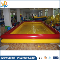 High quality inflatable swimming pool for water park