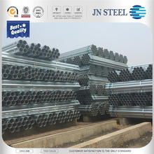 galvanized gi threaded tubes astm a53 hot dipped galvanized steel pipe/ gi tube class 3 electrical conduit