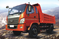 Hot Sale FOTON FORLAND 8tons Mini Light Tipper Dump Truck