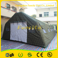 Outdoor Inflatable Tent /Inflatable Army Tent/Inflatable Military Camping Tent