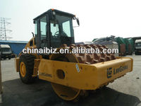 Hot sale LIUGONG 16ton Mechanical Vibratory Road Roller CLG616