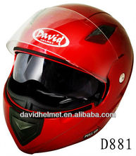 2013 New Full Face Helmet Flip Up Motorcycle Helmets Race Helmet D881