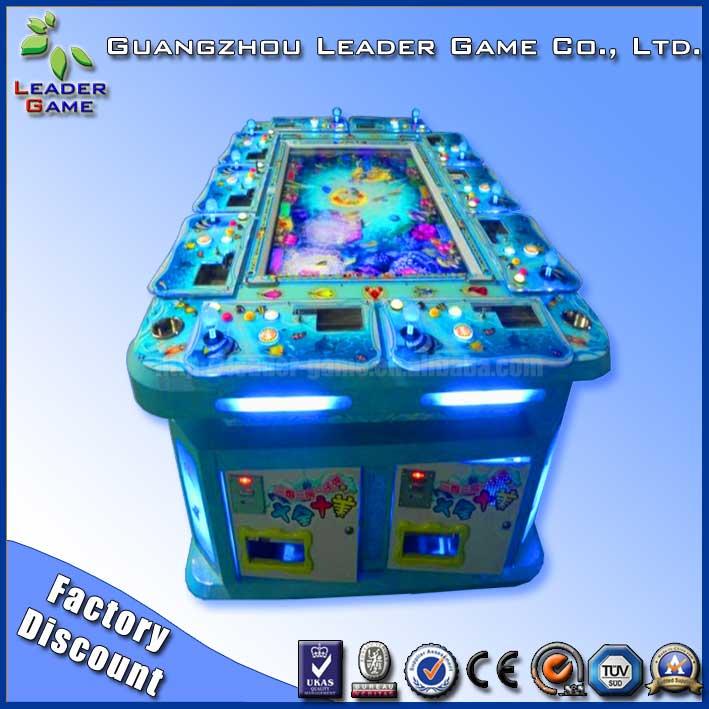 Dangerous fishing game machine fish game machine for Fish game machine