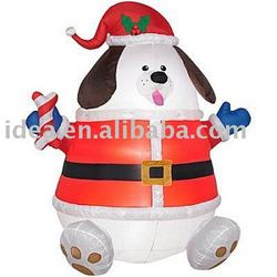 Inflatable Tubby Puppy