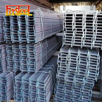 Factory supply top quality mild steel i beam