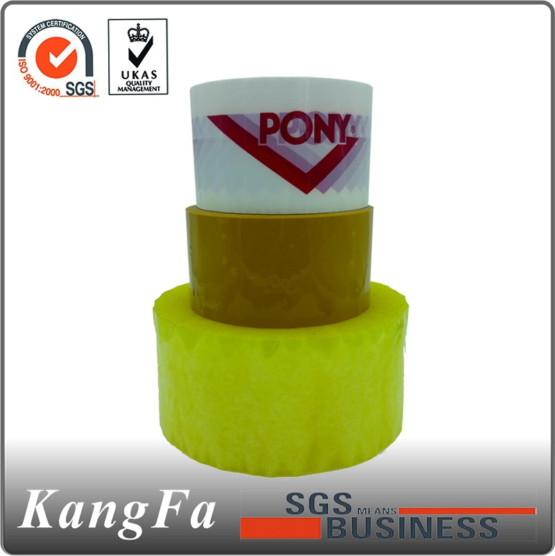 factory supply BOPP 55X100M high quality packing translucent tape