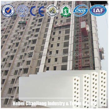 lowest cheap prefabricated interior wall paneling/insulated interior wall panel