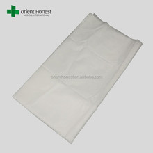 Non sterile hospital low-cost waterproof plastic draw sheets