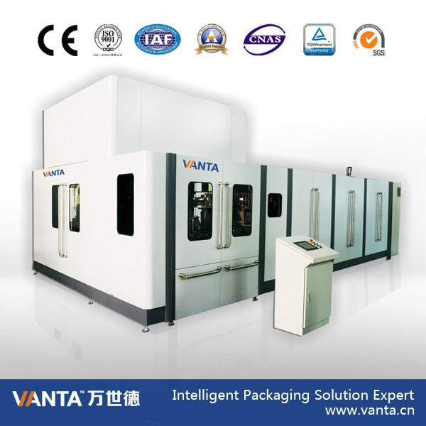 Automatic Plastic Bottle Blow Molding Machine (14XS)