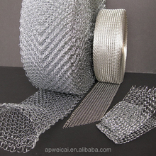 Durable stainless steel wire mesh demister / demister pad / mist eliminator